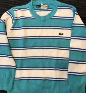 Новый свитер Lacoste 116-122