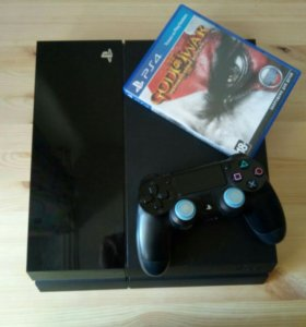 Play Station 4 500gb + god of war 3