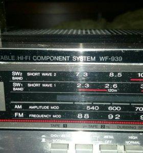 Магнитола SHARP WF-939