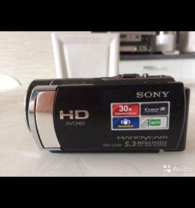 Sony DCR-СХ190Е FULL HD