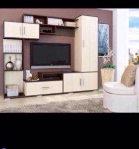 Новая мебель Стенка Мини