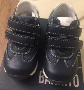 Новые кроссовки Barkito