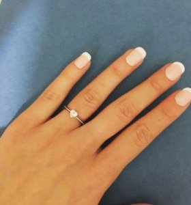 Кольцо Pandora серебро