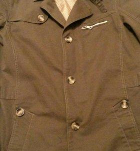 Куртка-педжак 54-56 р.
