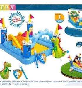 Новый водный игровой центр замок 185*152*107 см.