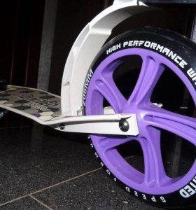 Самокат на больших колёсах Unlimited NL 500-205 мм