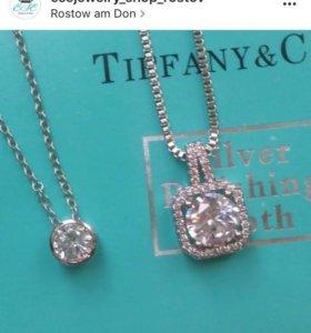 Подвески Tiffany