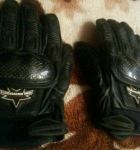 Перчатки мотоцеклетные