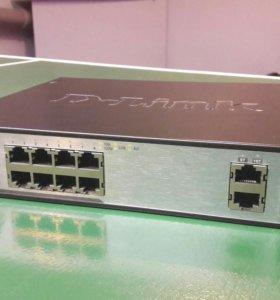 Коммутатор D-link DES 3200-10