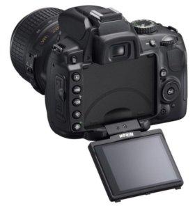 ФотоаппаратНикон D5000+