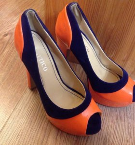 Туфли Bottico с открытым носком.