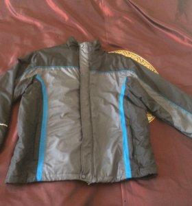 Куртка демисезонная мужская новая