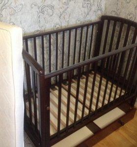кроватка детская Ганделян