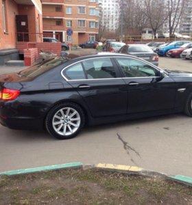 BMW 530d 2012 год
