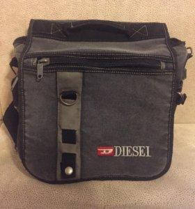 Сумка Diesel б/у