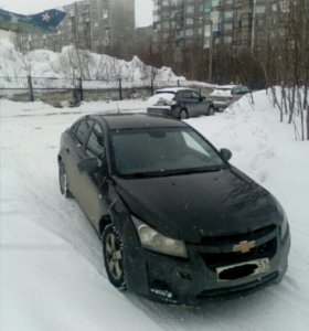 Chevrolet Cruze 2010 г.
