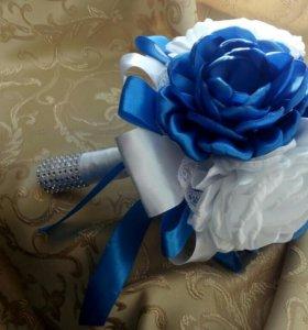 Букет невесты в любом цвете