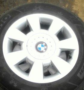 Комплект колес BMW r15
