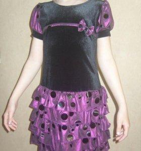 Новые нарядные платья.