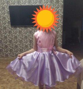 "Платье ""А-ля 60-тые"""