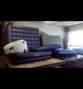 Ремонт надувных матрасов