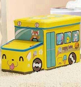 Автобус для игрушек