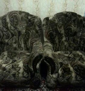 Кресло два штуки