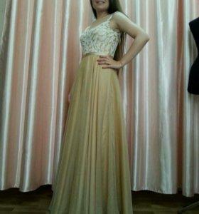 Платье выпускное на заказ