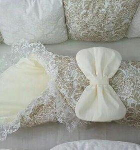 Конверт (одеяло) на выписку