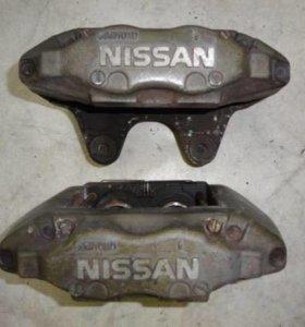 Суппорта передние Nissan skyline GTR