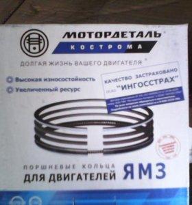 поршневые кольца для двигателей ЯМЗ