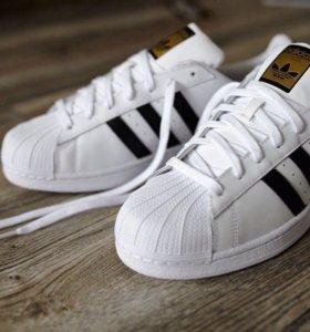 #кроссовкинада Adidas SuperStar
