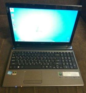 Acer 5750g i5-2450m 4Gb 500Gb 630m