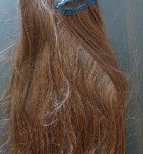 Волосы на заколках в барнауле купить