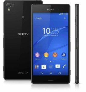 Продажа обмен Sony Xperia Z3 black.
