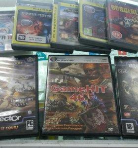 Игровые диски PS 3