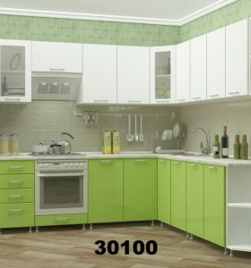 Кухня угловая фор.