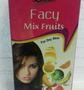 Маска для лица Смесь фруктов