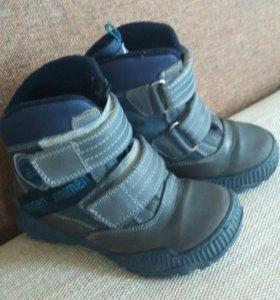 Ботиночки зимние minimen