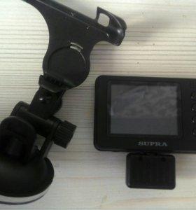 Видео регистратор Supra SCR-490