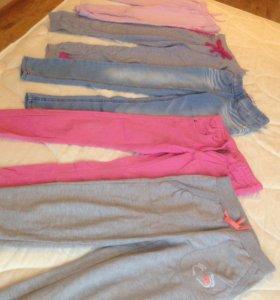 Штаны, джинсы, брюки