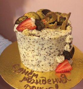 Торты и сладости для вашего праздника)