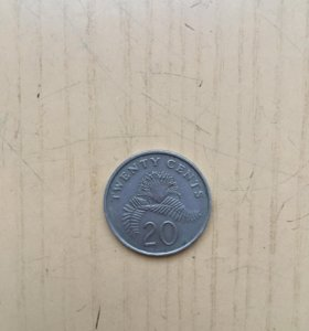 Монета 1990 год