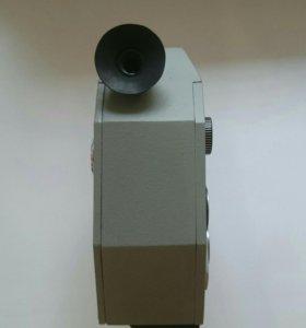 Кинокамера Кварц 2х8С-2 сделано в СССР