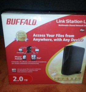 Сетевой HDD 2тв - (Buffalu)