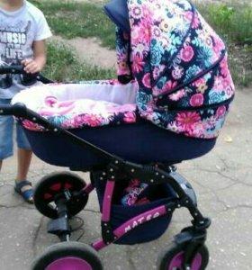 Детская коляска Alis mateo 2 в 1