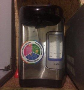 Термометр чайник