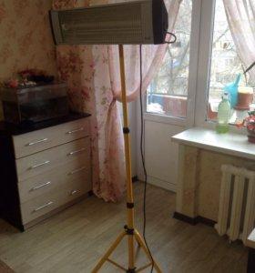 Инфракрасная лампа обогреватель 2квт