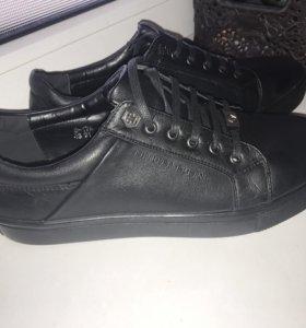 Новые мужские кроссовки Филипп Плейн