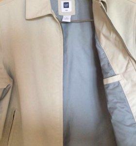 Ветровка куртка мужская как новая GAP